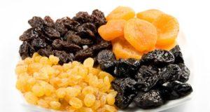 Сушени плодове спасяват бъбреците