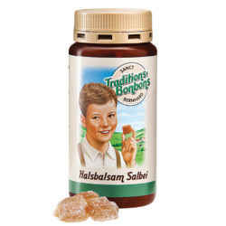 Бонбони с балсам от градински чай Sanct Bernhard