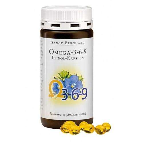 Flax Oil - Омега 3 - 6 - 9 Ленено масло