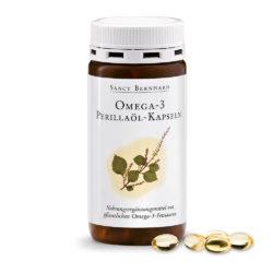 Изглед на опаковката на продукта Omega-3 Perilla Oil