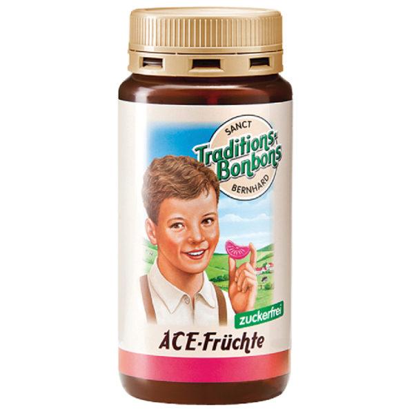 Плодови бонбони за деца с витамини