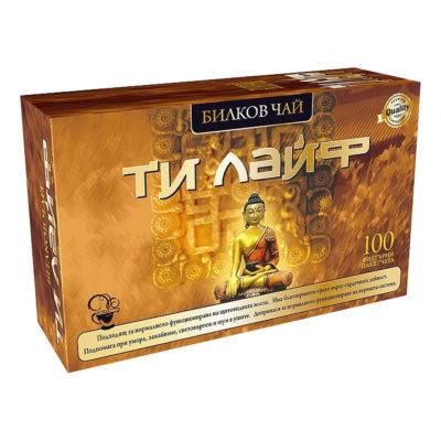 Изглед на опаковката на продукта Ти Лайф