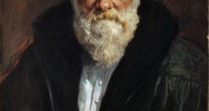 Max von Pettenkofer / Gem.v.Kaulbach - Max von Pettenkofer / Kaulbach -