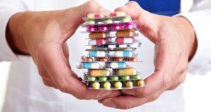 антибиотици