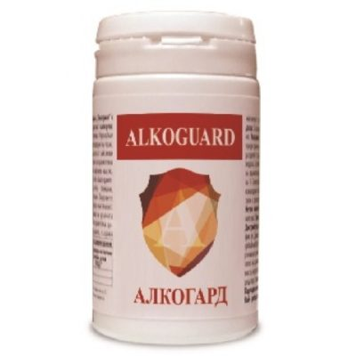 Алкогард - против алкохолизъм