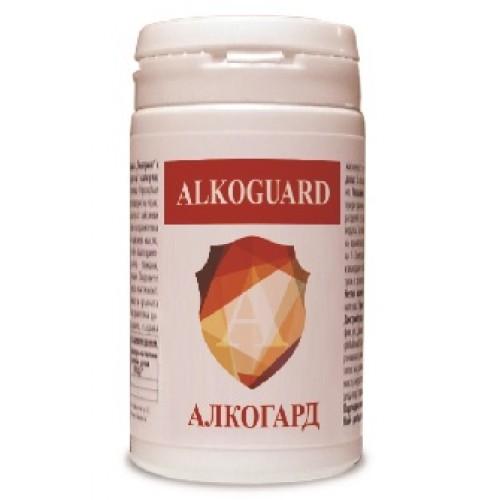АЛКОГАРД – билков продукт против алкохолизъм