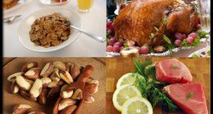 Храни, съдържащи селен