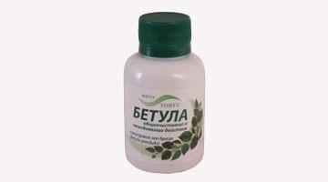 фитотонус бетула