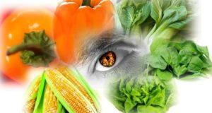Храни за здрави очи