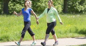 Разходки и спорт за отслабване