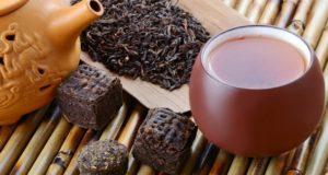 Китайски чай пу ер