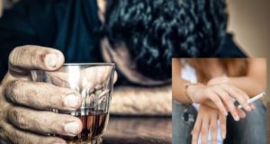 алкохол отказ