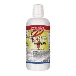 """Изглед на опаковката на продукта """"Digestive Complex Plus"""""""