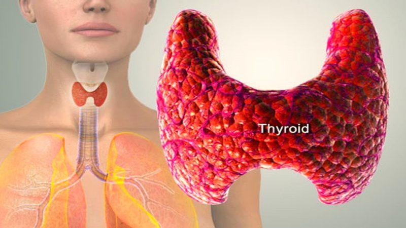 проблеми с щитовидната жлеза