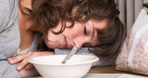 След хранене не заспивайте веднага