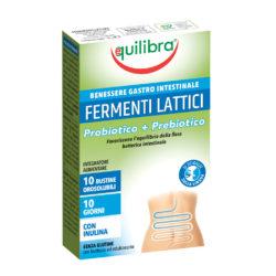 Лактис фермент - пробиотик+пребиотик Equilibra
