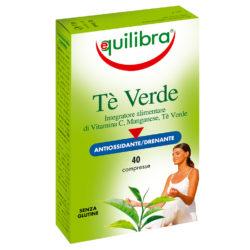 Зелен чай Equilibra