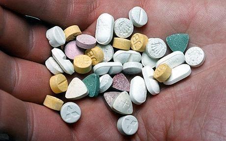 Амфетамини и екстази