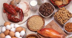 Храни, които много често предизвикват хранителна алергия