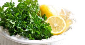 parsley-and-lemon