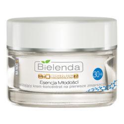 Продукт Хидратиращ нощен крем концентрат BIO 7D 30+ против първите бръчки, Bielenda Biotechnologia 7D Esencja Mtodosci 30+