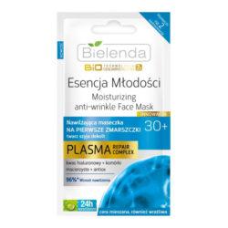 Продукт ХИДРАТИРАЩА МАСКА BIO 7D 30+ против първите бръчки, Bielenda, Biotechnology Liquid Crystal 7D, Moisturizing Anti-Wrinkle Face Mask 30+