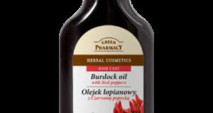 билково масло за скалп с люти чушки