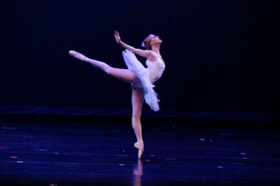 диетата на балерините