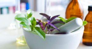 Щитовидната жлеза и билките