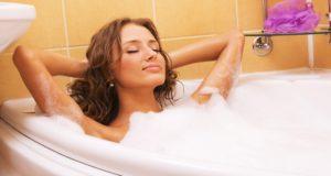 Водолечение във вана