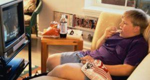 Нови навици - Не яжте пред телевизора