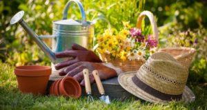 Градината - важна за диабетици