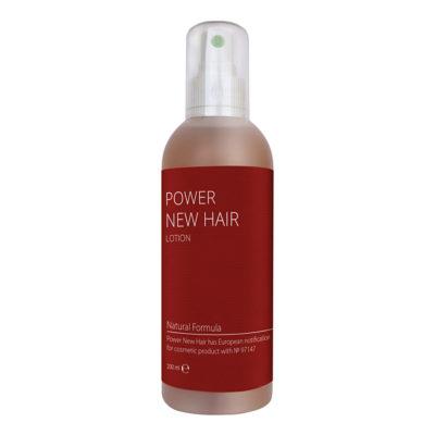 Изглед на опаковката на продукта Power New Hair Lotion