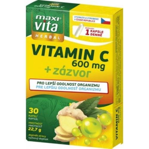 витамин С с джинджифил