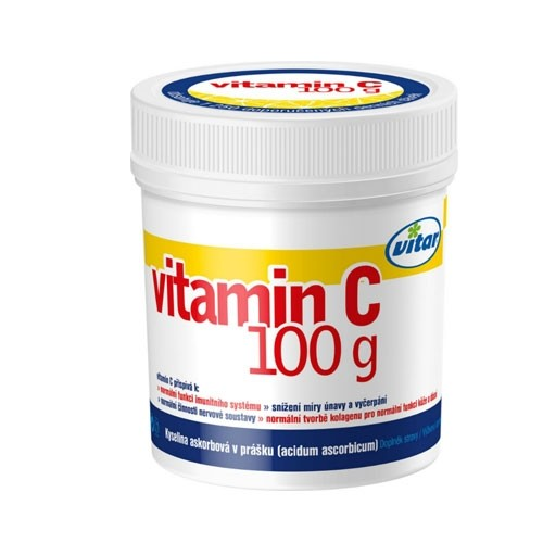 витамин С на прах