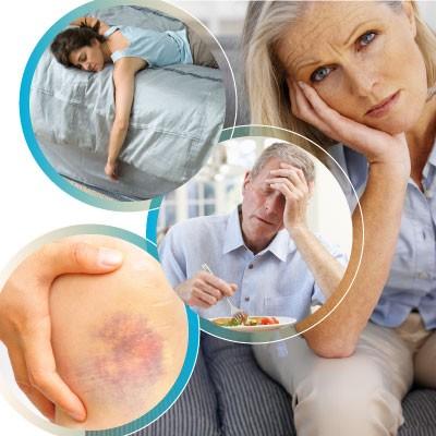 Симптоми на цирозата