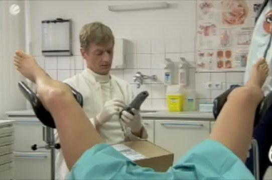 На прийоме в гинеколога разказ