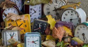 Смяна на часовото време