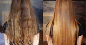възстановяване на косата