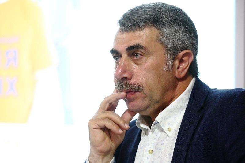 Доктор Евгений Комаровски