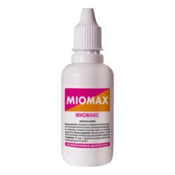 Изглед на опаковката на продукта Миомакс, Miomax