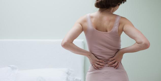 болката в гърба