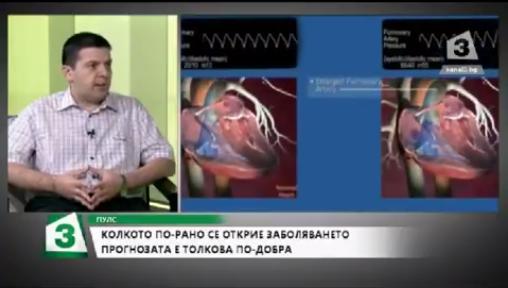 белодробната артериална хипертония