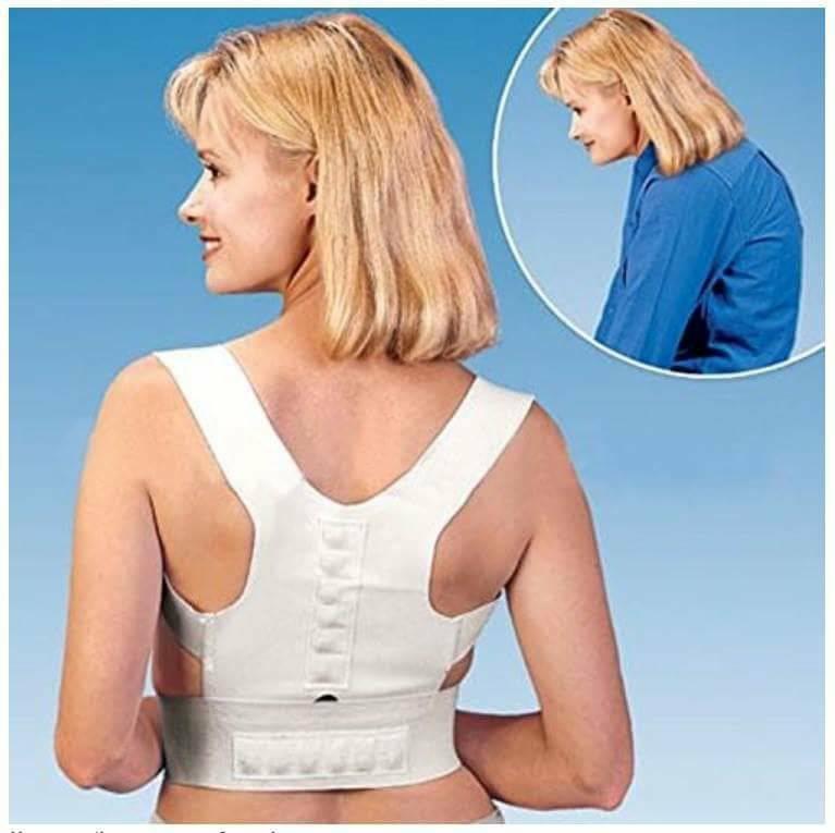 Меджик Белт Гръб – ортопедичен колан №1 за изправяне на гърба и раменете!