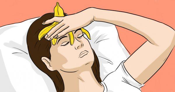 при главоболие