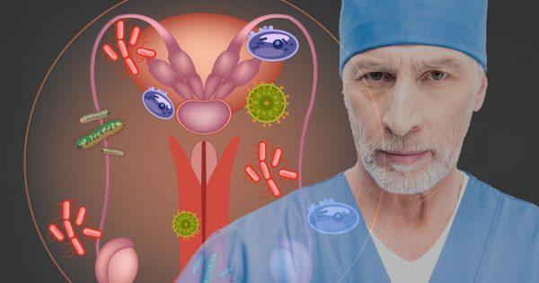 болести предавани по полов път