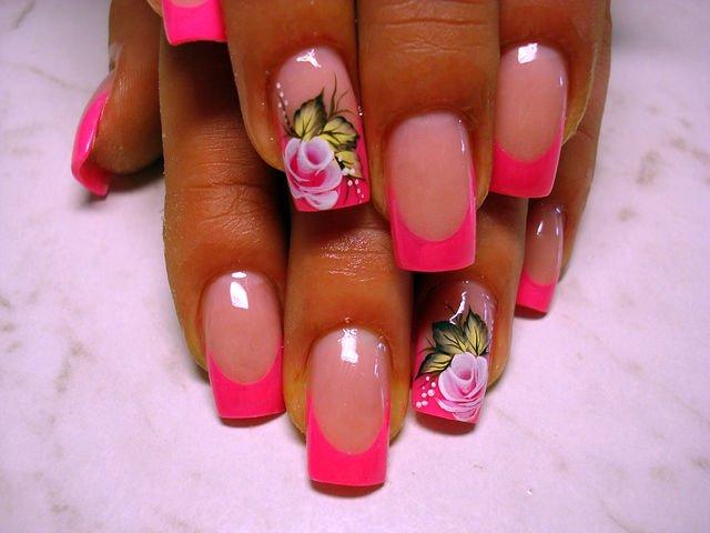 заздравяване на ноктите