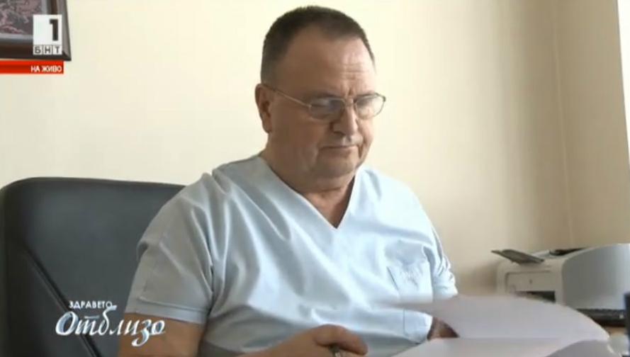 Професор Димитър Таков