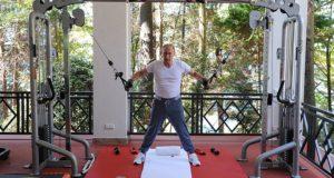 путин фитнес