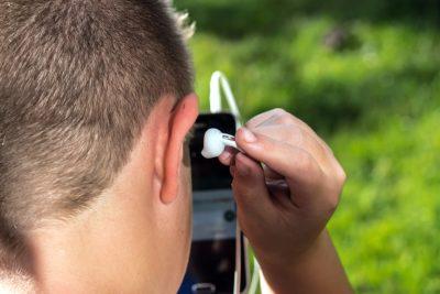 шум в ушите